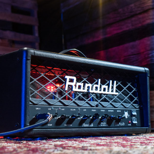 Randall Amplifiers RD45H Tube Amp Head