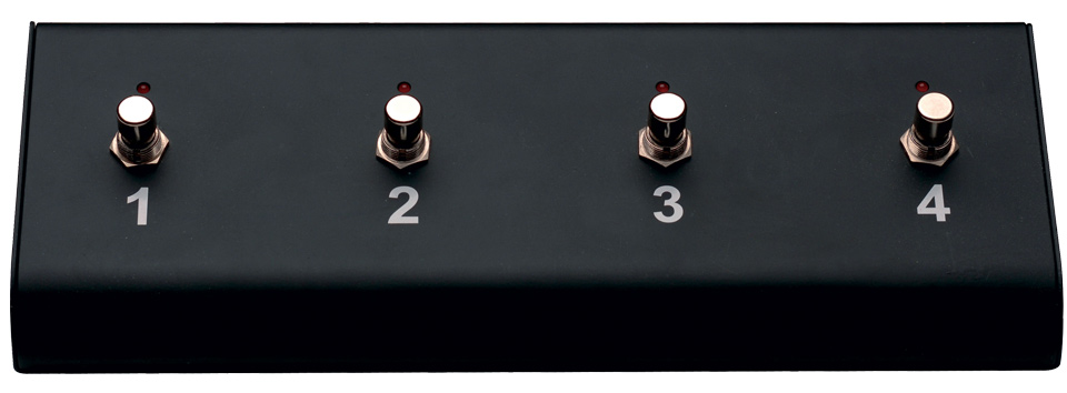 Randall Amplifiers foot switch