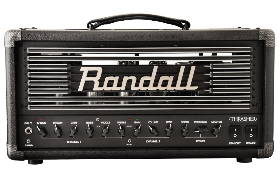 Randall Amplifiers Thrasher 50