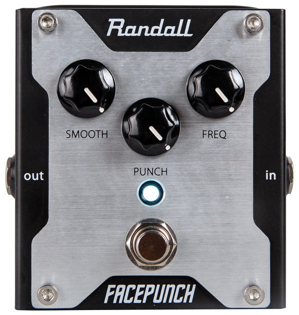 Randall Facepunch effect pedal