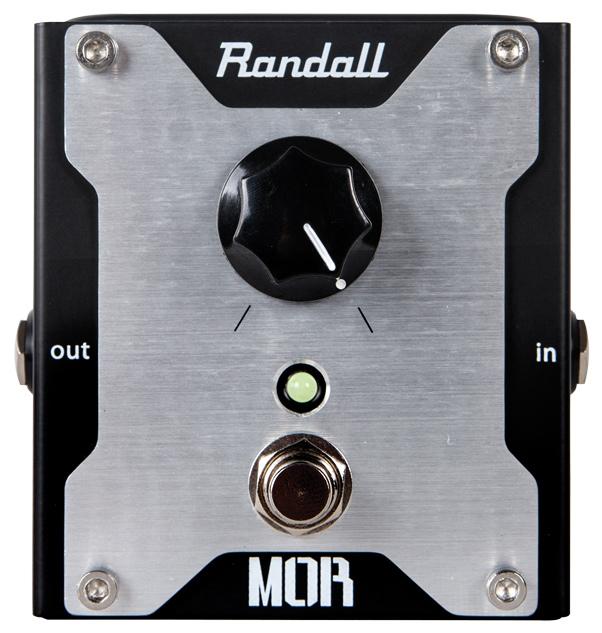 Randall MOR effect pedal