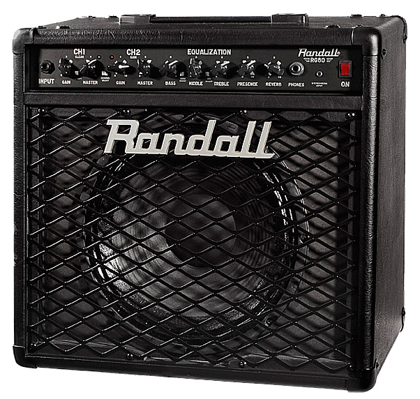 Randall Amplifiers RG80 Solid State Guitar Amplifier